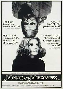 poster Minnie and Moskowitz (1971)