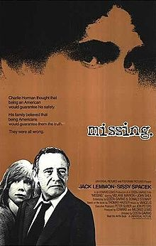 poster Missing (1982)