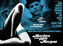 poster Murders in the Rue Morgue (1971)