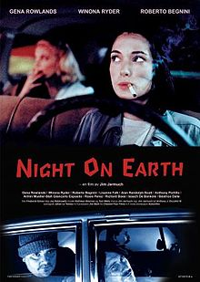 poster Night on Earth (1991)