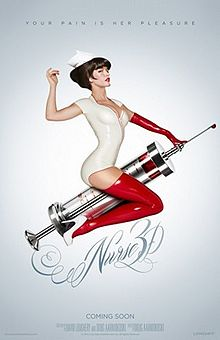 poster Nurse 3D (2013)