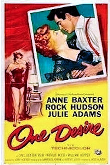 poster One Desire (1955)