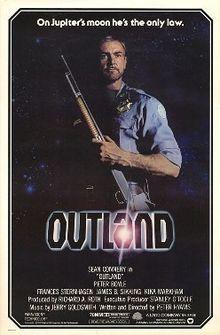 poster Outland (1981)