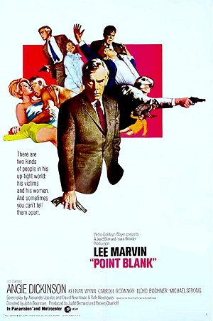 poster Point Blank (1967)