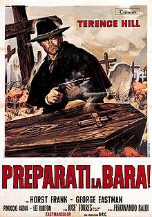 poster Preparati la bara! - Django Prepare a Coffin (1968)