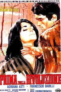 poster Prima della rivoluzione - Before the Revolution (1964)