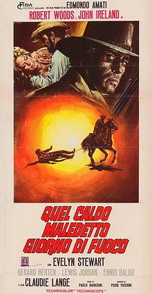 poster Quel caldo maledetto giorno di fuoco (1968)