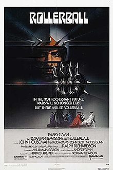 poster Rollerball (1975)