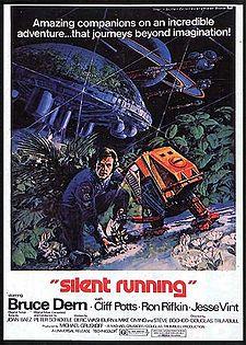 poster Silent Running (1972)