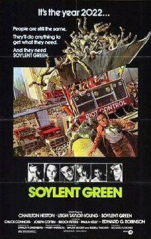 poster Soylent Green (1973)