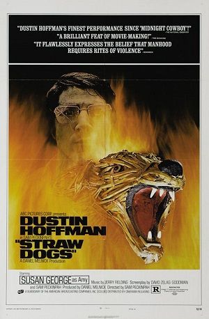 poster Straw Dogs (1971)