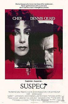 poster Suspect (1987)
