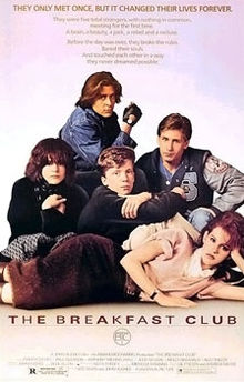 poster The Breakfast Club (1985)