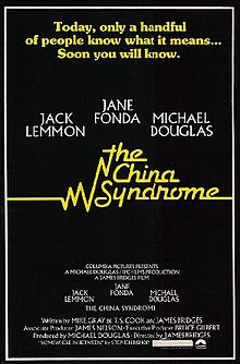 poster The China Syndrome (1979)