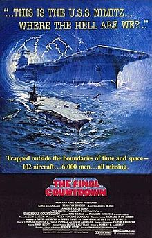 poster The Final Coutdown (1980)
