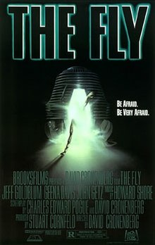 poster The Fly (1986)