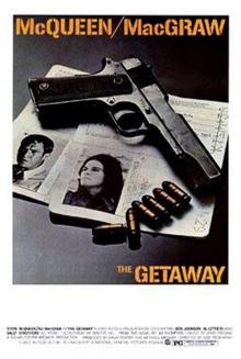 poster The Getaway (1972)
