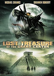 poster The Lost Treasure Of The Grand Canyon (2008)