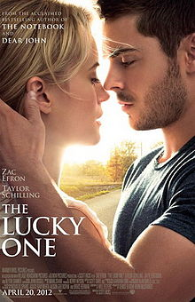 poster The Lucky One (2012)