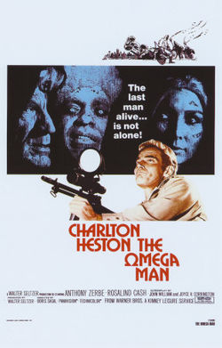poster The Omega Man (1971)