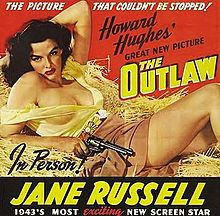 poster The Outlaw (1943)