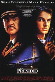 poster The Presidio (1988)
