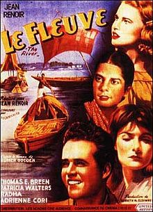 poster The River (1951)