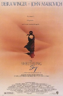poster The Sheltering Sky (1990)