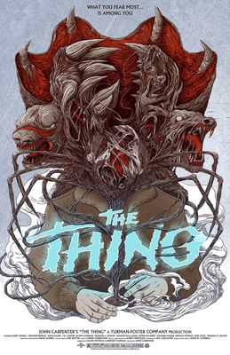 poster The Thing (1982)