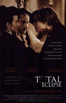 poster Total Eclipse (1995)