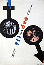 poster Tri plyus dva (1963)