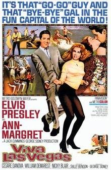 poster Viva Las Vegas (1964)