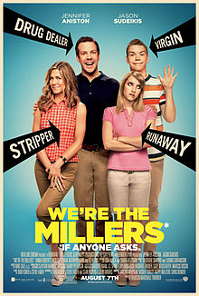 poster We're the Millers (2013)
