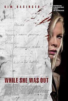 poster While She Was Out (2008)