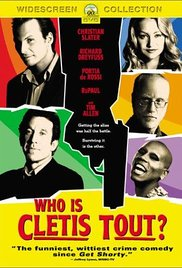poster Who Is Cletis Tout (2001)