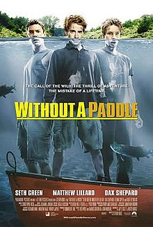 poster Without a Paddle (2004)