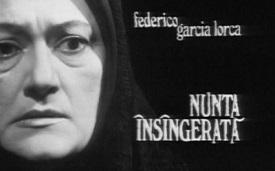 Nunta însângerată (Teatru TV) (1976)