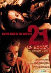 poster 21 Grams (2003)
