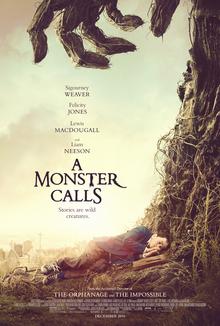 poster A Monster Calls (2016)