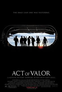 poster Act of Valor (2012)