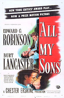poster All My Sons (1948)