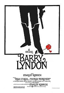 poster Barry Lyndon (1975)