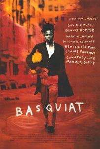 poster Basquiat (1996)