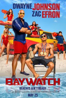 poster Baywatch (2017)