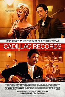 poster Cadillac Records (2008)