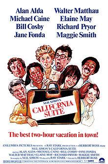 poster California Suite (1978)