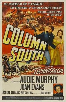 poster Column South (1953)