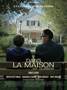 poster Dans la maison (2012)