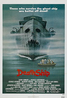 poster Death Ship (1980)