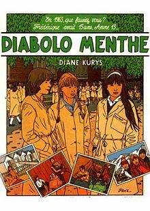 poster Diabolo Menthe aka Peppermint Soda (1977)